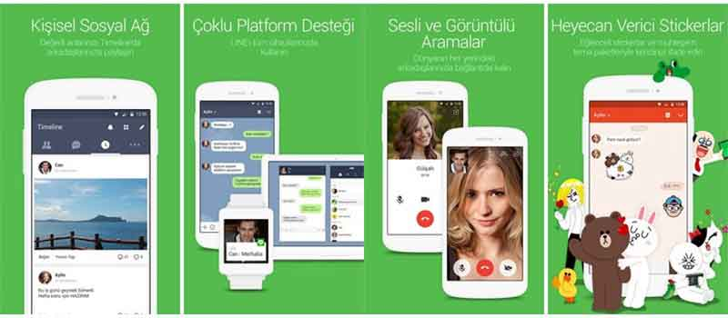 line-android-indir