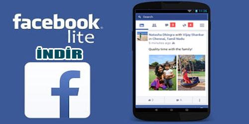 facebook lite silme