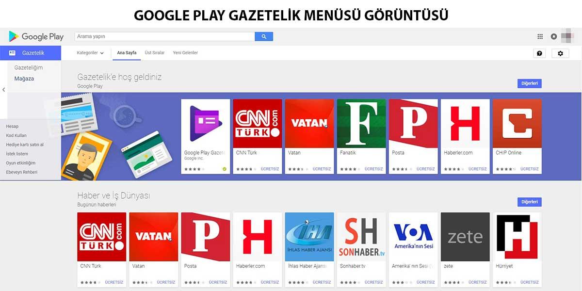 Google Playe nasıl cihaz eklenir - talimatlar