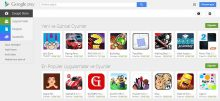 Photo of Google Play Store Uygulamalar Menüsü