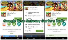 Photo of Google Play Subway Surfers