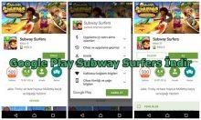 Photo of Google Play Subway Surfers