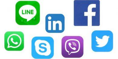 popüler sosyal paylaşım uygulamaları