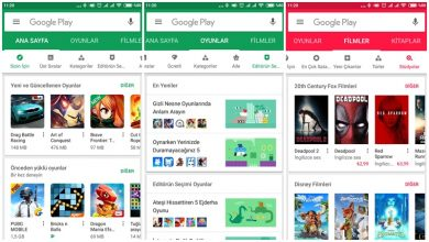 Photo of Google Play Store Menüleri Tam Sıra Listesi